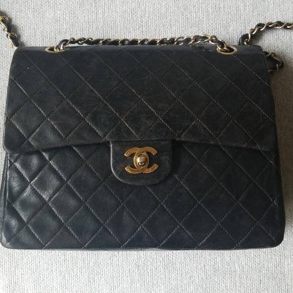 71d69c4336a6c2 CHANEL Handbags - Authentic Vintage Chanel Handbag 2.55